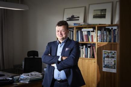 Päätoimittaja Jouni Kemppainen