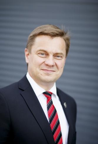 Karjalan Liiton puheenjohtaja Pertti Hakanen. Kuva Karjalan Liitto/Hanna-Kaisa Hämäläinen.
