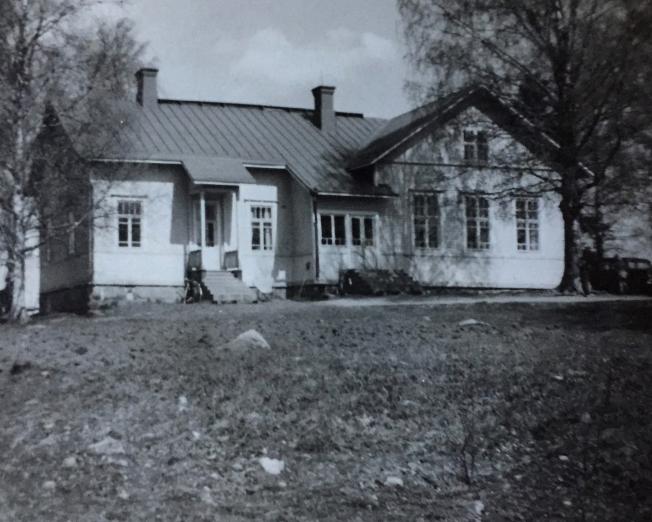 Saarivaaran koulu: Annukka Määttänen