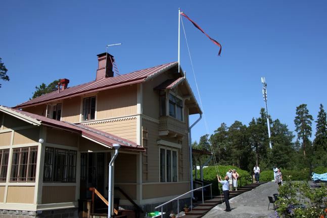 Villa Salmela avajaiset 2020