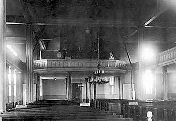 Sortavalan luterilainen kirkko (1801-1940) oli Sortavalan maaseurakunnan ja kaupunkiseurakunnan yhteinen kirkko Kisamäellä Sortavalassa luovutetussa Karjalassa.