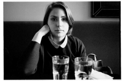 Vapaa toimittaja Arda Yildirim. Kuva Anna Brusila.