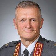 Puolustusvoimain komentaja, kenraali Timo Kivinen. Kuva: Puolustusvoimat.